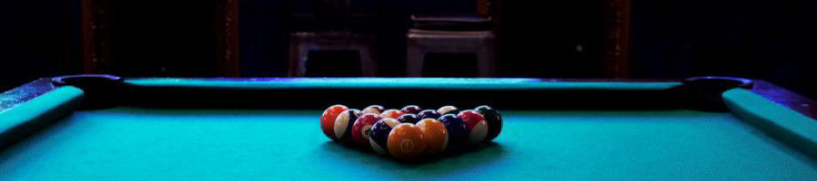 newport news pool table room sizes featured